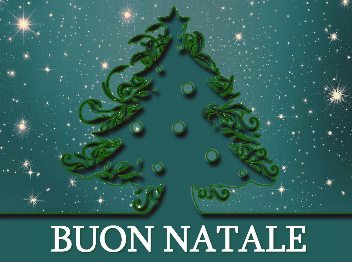 Buon Natale sotto gli ulivi!